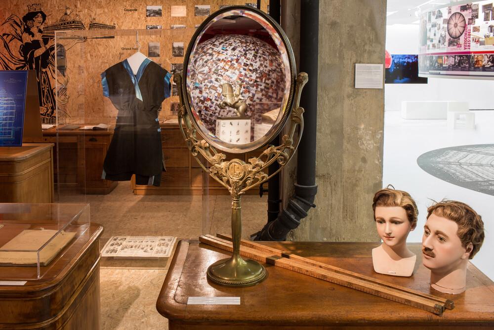 1912-2012: Chroniques d'un parcours créatif - © Galerie des Galeries