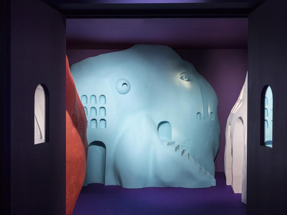 Demain, le vaisseau chimère - © Galerie des Galeries