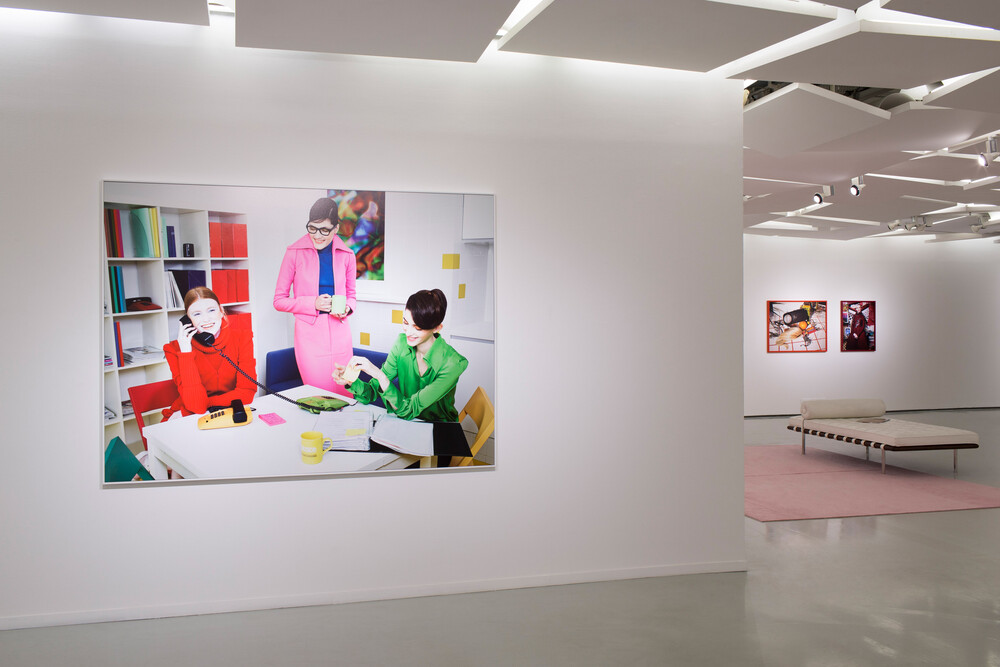Grand Magasin - © Galerie des Galeries