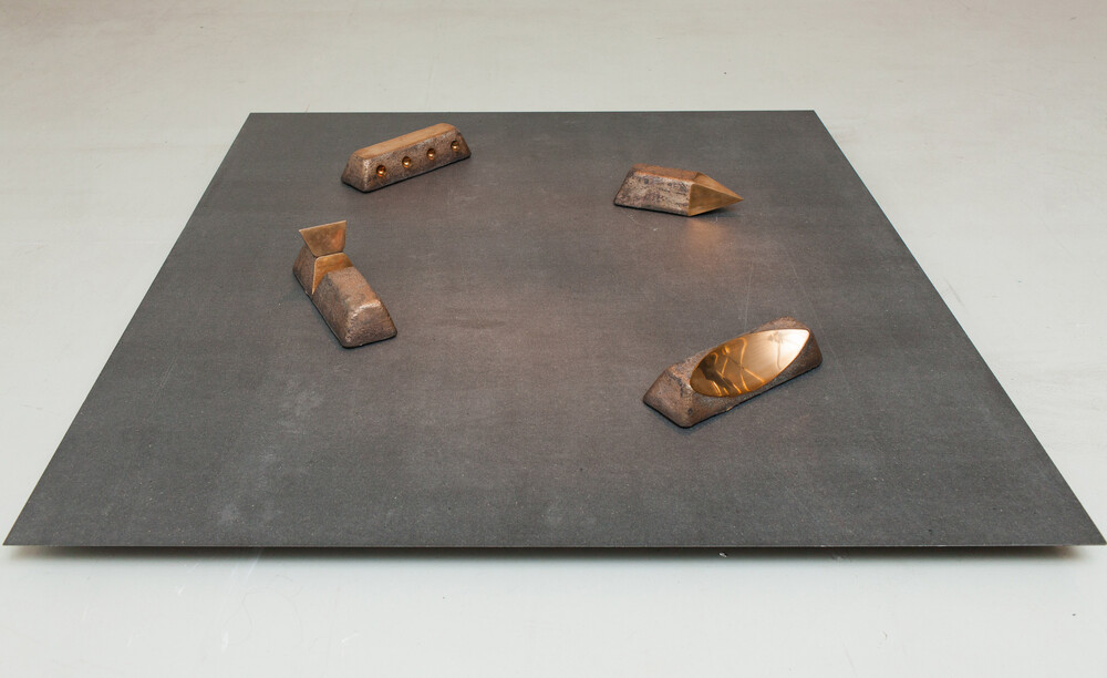 Fool's Ingots - © Galerie des Galeries