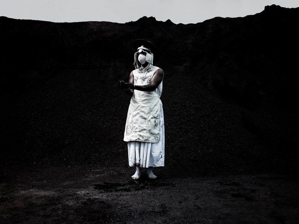 Mohau Modisakeng - © Galerie des Galeries
